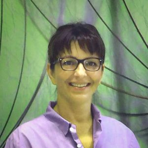 Portrait Fußpflegerin Deshire Zukolli